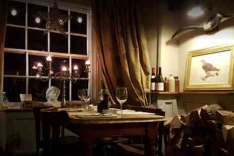 The Shepherds Hut - Two Course Meal for Up to Four - Save 52%