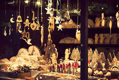 Worldwide Tours and Travel - 2 To 3 Nights Christmas Market Break With Flights - Save 0%