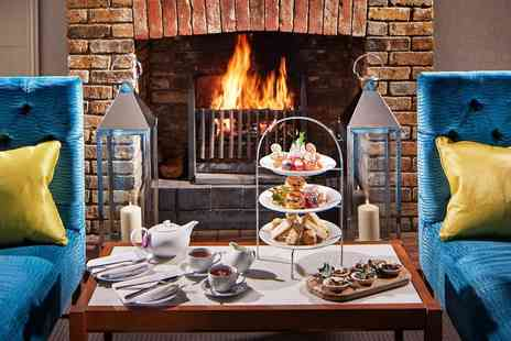 Alexander Hotels - Lavish afternoon tea and prosecco for Two - Save 42%