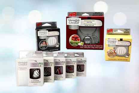 Yankee Bundles - Yankee candle charming scents car freshener bundle - Save 57%