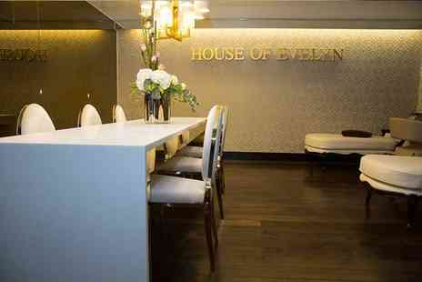 Evelyn House of Hair and Beauty - £50 spend towards any treatment you choose - Save 50%