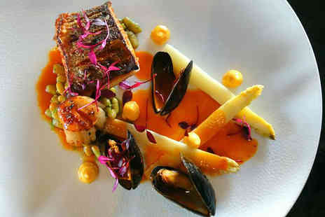 The Boat House Dining - Five course fine dining tasting menu for two people - Save 34%