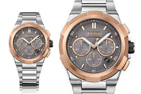 Best Watch Company - Hugo Boss mens watch - Save 72%