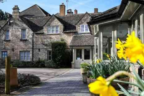 Stratton House Hotel - Standard Room for Two with Breakfast and Option for Two Course Dinner - Save 18%