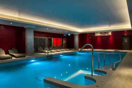 Santai Spa at Genting Hotel Resorts World Birmingham - Spa Access with 2 Treatments and Prosecco for One or Two - Save 37%