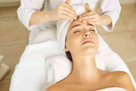 Heaven Angel Beauty - One Session of Gold, Revitalising, No Needle Mesotherapy or Glycolic Peel - Save 68%