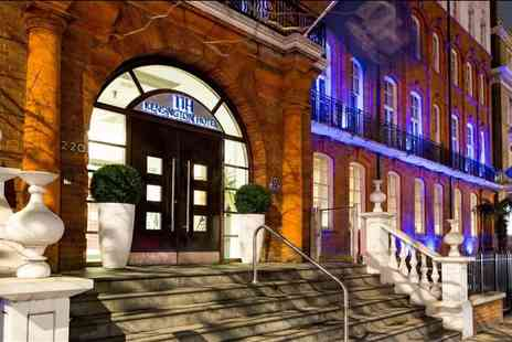 Hotel NH London Kensington - Six course tapas sharing menu for two with a jug of sangria to share - Save 0%